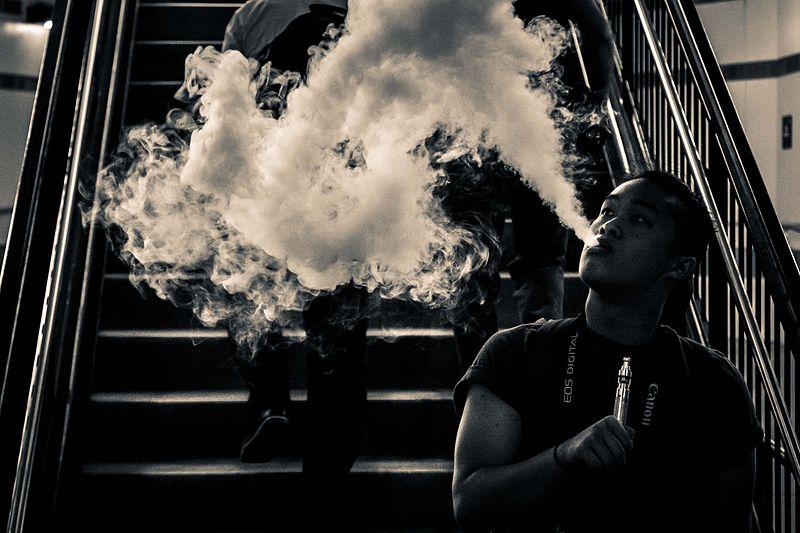 Studien zum Dampfen: Datenbank mit 180 Studien